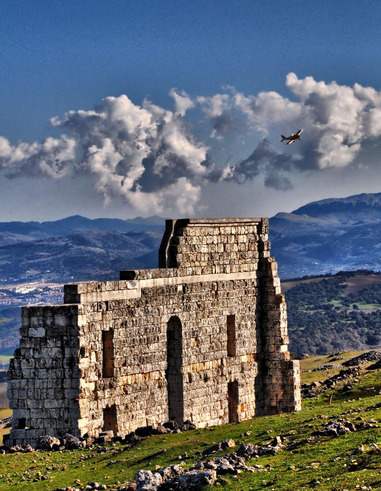 Visita ruinas Acinipo en Ronda